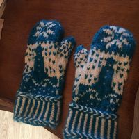 Lighthouse Mittens