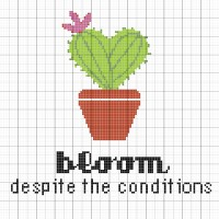 bloom-crosstich2-02 - Stitch Fiddle