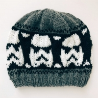 Nerd Break: Star Wars Knit Hat Free Pattern