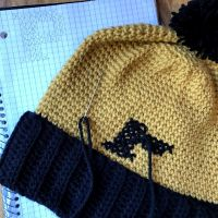 How to Cross Stitch over Crochet | Crochet It Creations