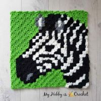 Hypnotic, hypnic..... 😀 The Zebra 🦓 C2C Square is block no.11 of the #WildlifeGraphghanCAL. Do you like it? The free pattern with written row by row counts + graph is available on my blog, My Hobby is Crochet, link in my profile. I hope you enjoy! ... ... ... #crochet #freepattern #freecrochetpattern #c2c #c2ccrochet #c2csquare #cornertocornercrochet #crochetcal #crochetalong #crochetaddicted #stitchfiddle #cornertocorner #pixelcrochet #pixelart #crochetersofinstagram #cutecrochet #crochetsquare #WildlifeGraphghan #myhobbyiscrochet #myhobbyiscrochetblog #myhobbyiscrochetpattern #redheartyarns #joycreators #redheartjoycreators #zebra #zebrac2c #zebrapixel #crochetanimals #lovecrochet
