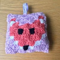 My first attempt at using #stitchfiddle to create this c2c Foxy Lavender Bag 🦊 Great program & easy to use 👍 #crochetfox #c2cfox #lavenderbag #crochetlavenderbag #c2ccrochet #crochet #crochetporn #crochetaddict #crochetinspiration #handmade #craft