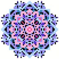 """Mandala Geometric Flower C2C Crochet Graphgan Blanket Pattern now available FREE on my Blog; or if you prefer a printable pattern it is 1/2 half off in my Etsy shop for purchase. Finished size approx. 39"""" x 39"""".  SAVE & SHARE 😃  #crochetersofinstagram #handmadecrochet #onfireforhandmade #crochetallday #craftersofinstagram #c2c #c2ccrochet #corner2corner #crochetfun #easycrochet #crochetgraph #crochetsquares #craftylife #c2cgraphs #c2cblankets #corner2corner #c2ccrochet #freecrochetpatterns #crochetc2cblanket #c2cgraphs #c2c2020 #c2c2021 #c2cfestival #cornertocornergraph #freepatterns #yarnspirations #freecrochetdesigns #crochetdesigners #crochetdesignersofinstagram #stitchfiddle """