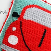 Classic Beetle Pillow Cover