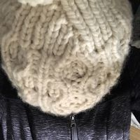 Freezing Cabled Hat