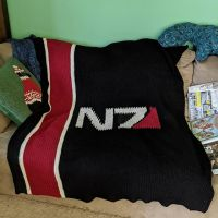Mass Effect graphghan