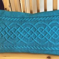 Pillow Nr 5 Saxon Braid