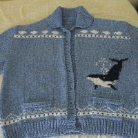 My Coronavirus Whale Sweater