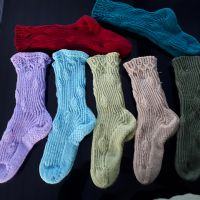 Modified Spring Thaw Socks